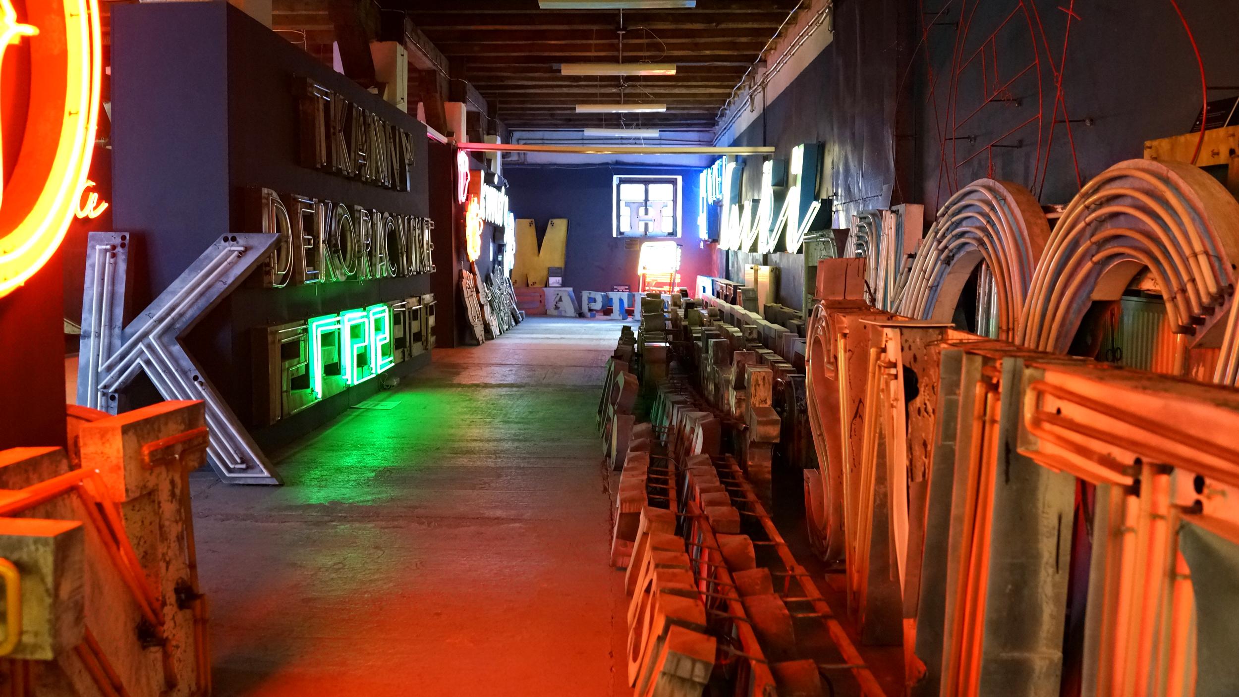 Neon Muzeum Warsawa
